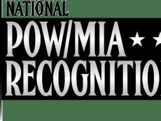 National POW MIA Recognition Day #NationalPOWMIARecognitionDay #POW #MIA