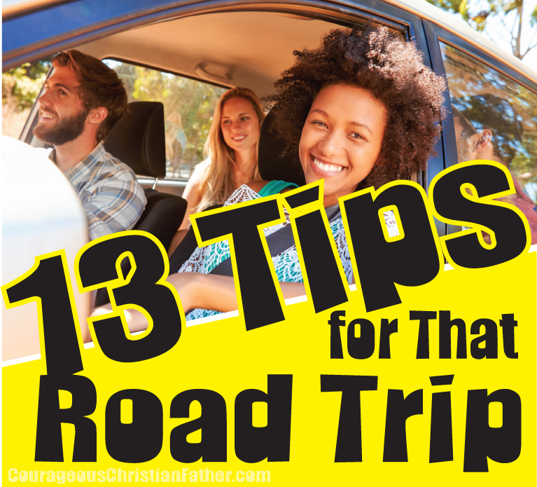 13 Tips for That Next Road Trip