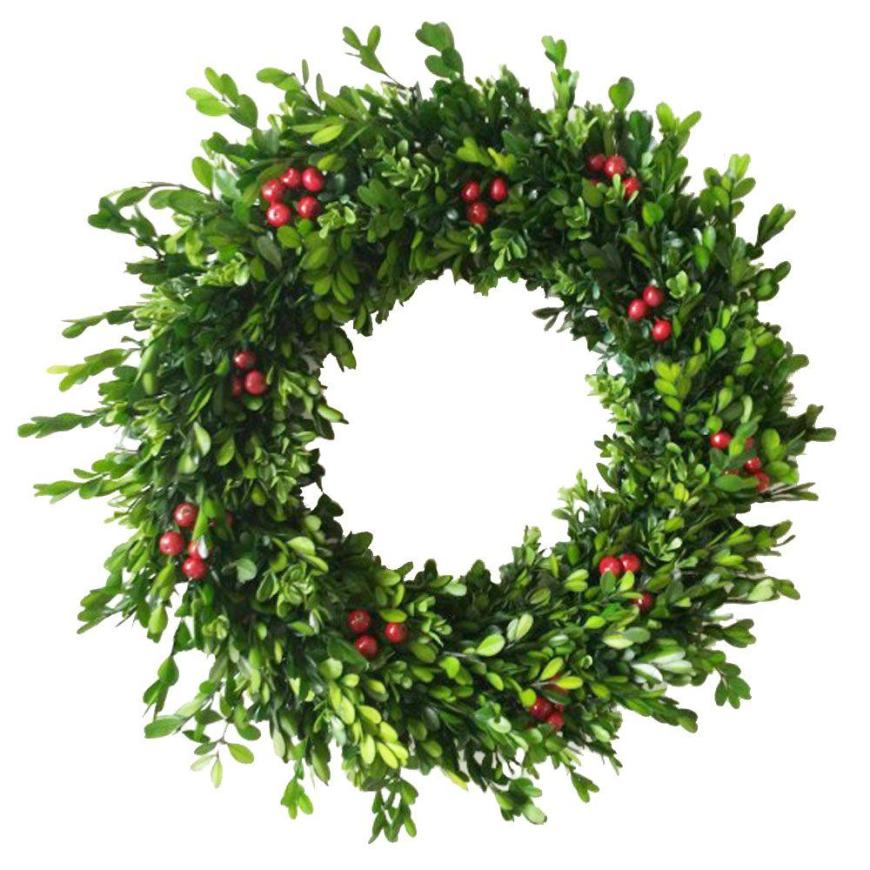 Ivy Berries Wreath Meaning