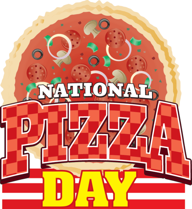 National Pizza Day #NationalPizzaDay #Pizza