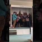 Christmas Elevator (Piedmont Baptist Church) Christmas Blog Post
