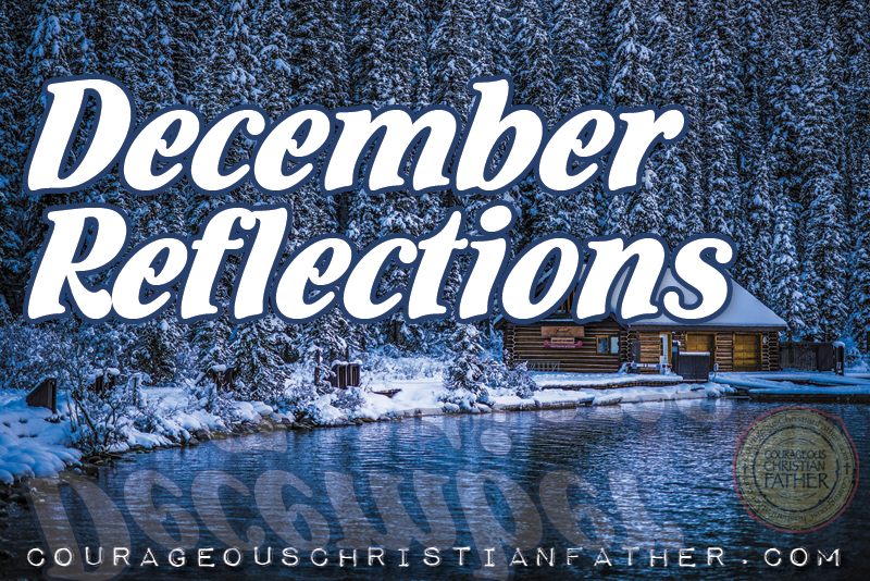December Reflections 2017