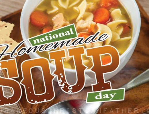National Homemade Soup Day