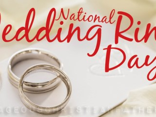 National Wedding Ring Day