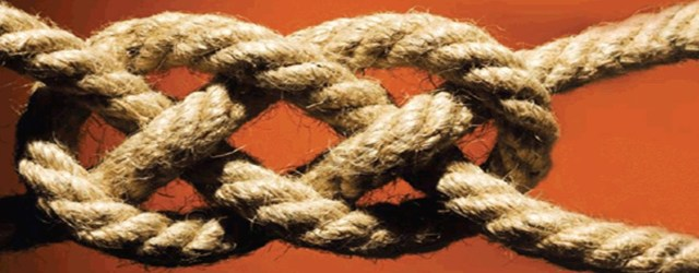 Tying the Knot & 3 Corded Rope