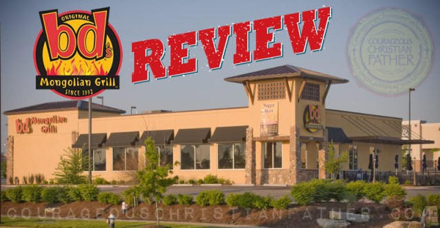BD's Mongolian Grill Review