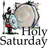 Holy Saturday #HolySaturday