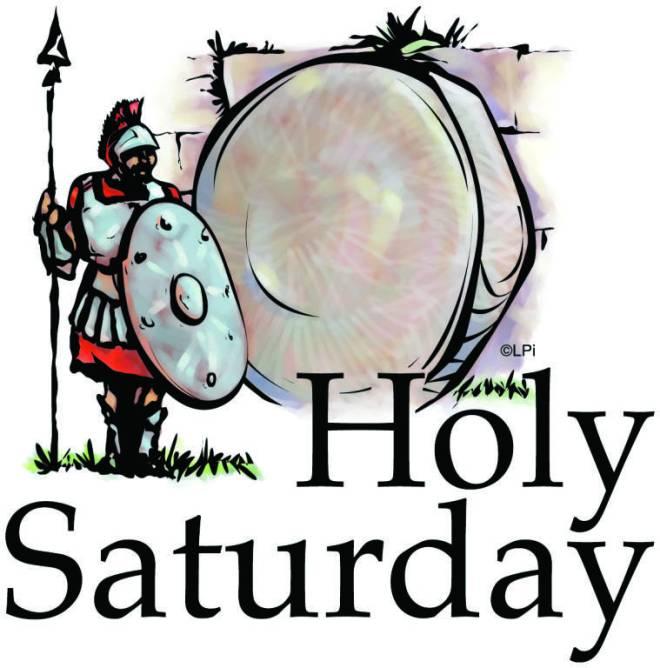 Holy Saturday #HolySaturday
