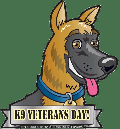 National K9 Veterans Day