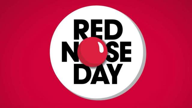 Red Nose Day #RedNoseDay