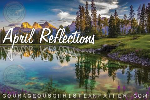 April Reflections 2018