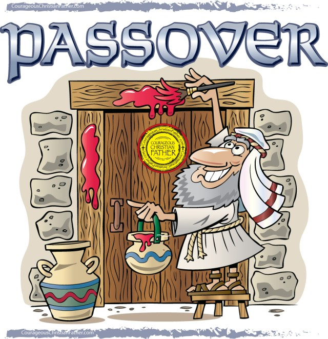 Passover - The Jewish holiday that is a celebration of liberation from Egyptian slavery. Occurs usually doing Holy Week, Easter. (One of the Three Pilgrimage Festivals). #Passover
