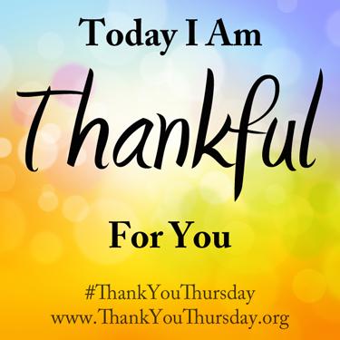 Thank You Thursday