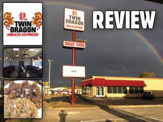 Twin Dragon Hibachi EXPRESS Review