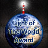 Light of the World Award Winner by Lighthouse Devotions