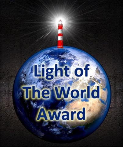 Light of the World Award Winner by Lighthouse Devotions