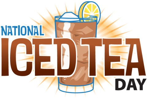 National Iced Tea Day - Enjoy a good cold glass of iced tea. May be some sweet tea or tea with lemons or oranges. #IcedTeaDay #NationalIcedTeaDay