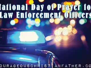 National Day of Prayer for Law Enforcement Officers