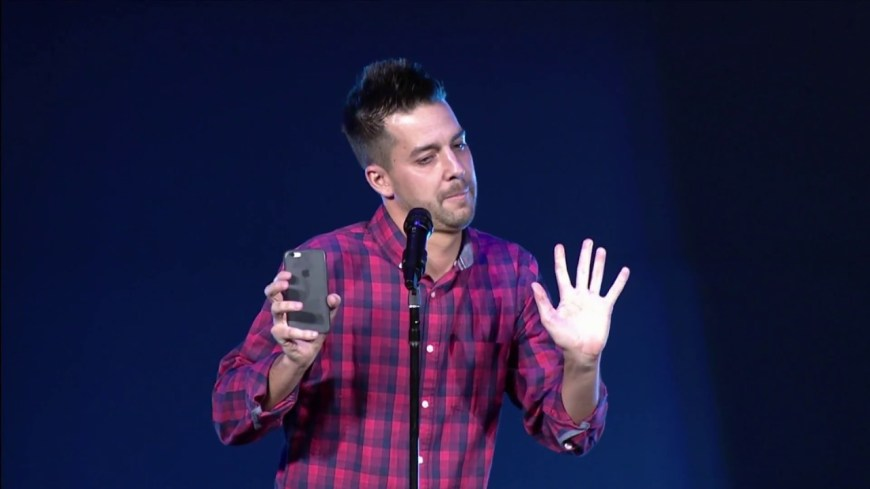 ​Christian Comedian, John Crist cancels his tour due to sexual misconduct