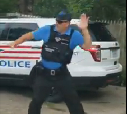 Grace Got You Police Lip Sync
