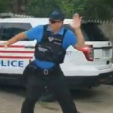 Grace Got You Police Lip Sync - Chief David Benjamin of the Aberdeen Police Department in Ohio takes the challenge with Grace Got You by MercyMe.