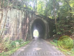 Egg-Shaped Tunnel in Gray, KY