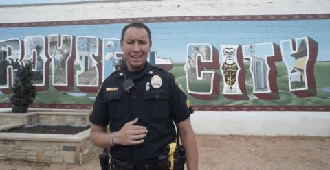 Speak Life Police Lip Sync - Sgt. Ryan Curtis of the Royse City Police Department lipsyncing to Speak Life by TobyMac. #SpeakLife #LipSyncBattle