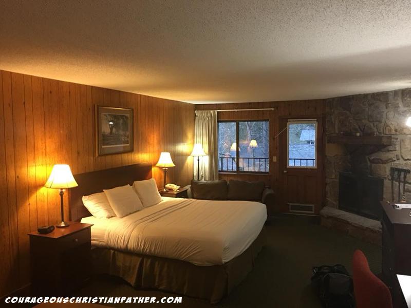 Brookside Resort Bedroom