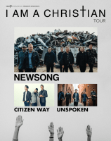 I Am A Christian Tour - Here is a Christian Concert coming to select areas featuring Newsong, Building 429 and Citizens Way. This concert series is by Holt International. #IAmAChristianTour I Am A Christian Tour This Christian Concert will feature: Newsong Building 429 Citizens Way