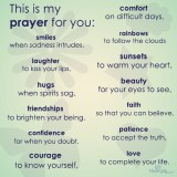 This is My Prayer for You
