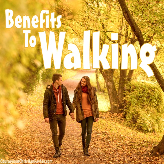 30+ Benefits to Walking - I compiled a list of benefits to walking. Walking can be good for you and here are 30+ of them. #Walking