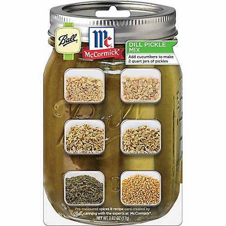 McCormick's Dill Pickle Mix