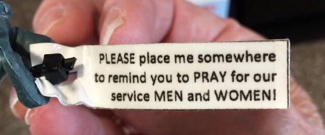 Please place me somewhere to remind you to pray for our men and women serving our country. solider, army man