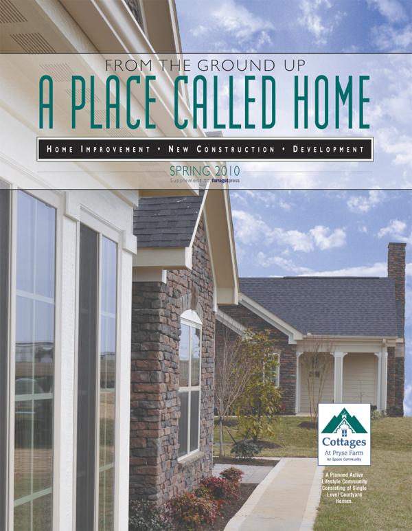 A Place Called Home Cover 2008 (farragutpress)