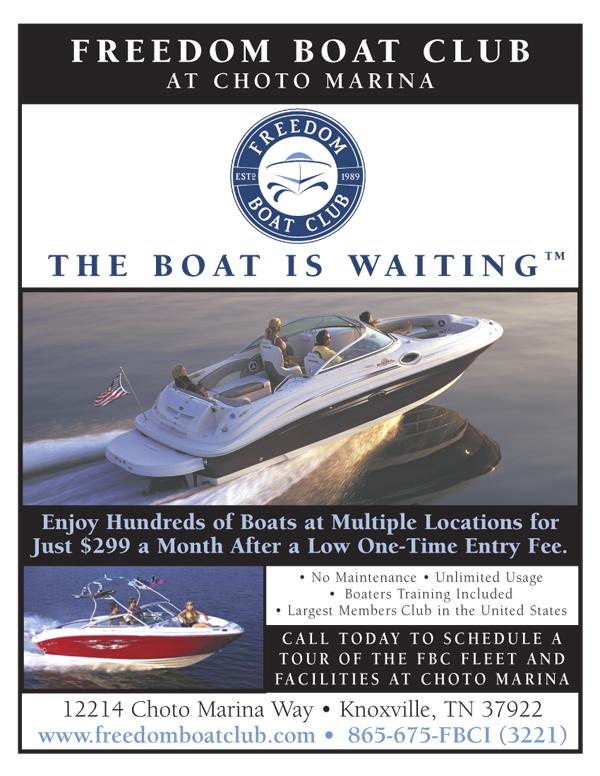 Freedom Boats Ad