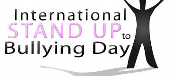 International STAND UP to Bullying Day - an awareness holiday to raise awareness against bullying. #Bullying