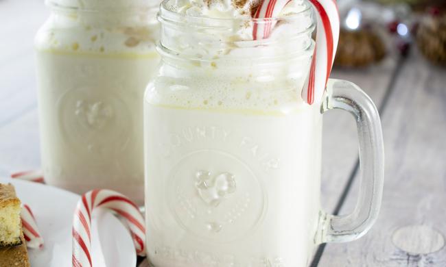 Hot White Chocolate Recipe