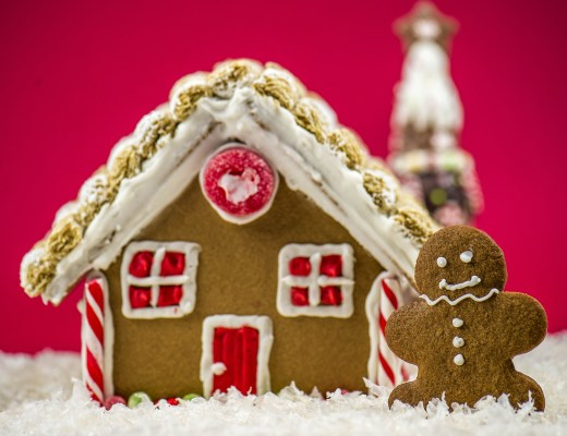 Gingerbread House Day - Now there is a day set aside for a favorite Christmas pastime when families get together and build a Gingerbread House.