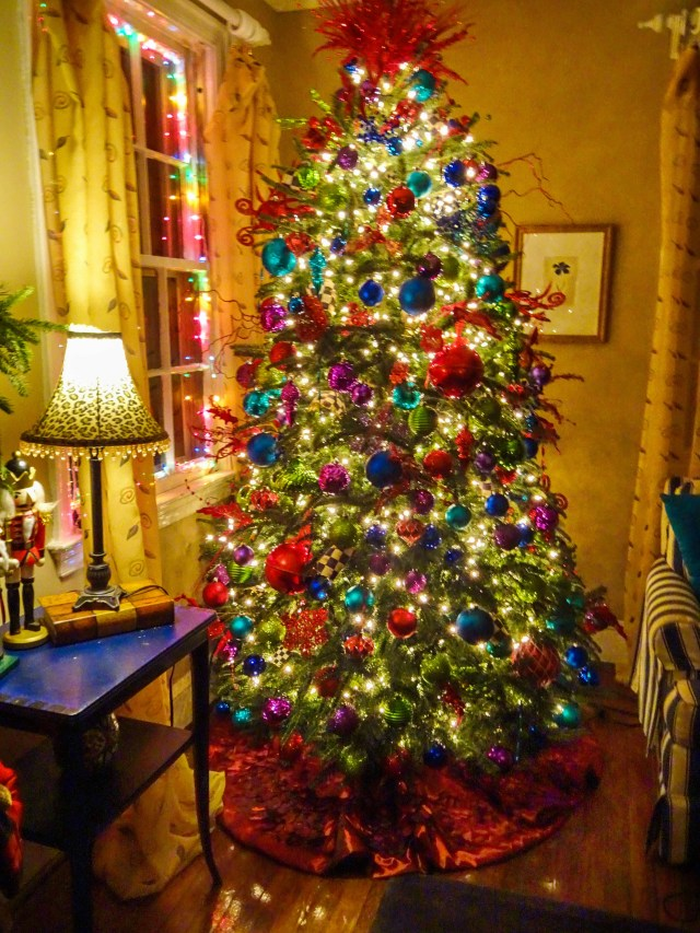 National Take Down the Christmas Tree Day | Courageous ...