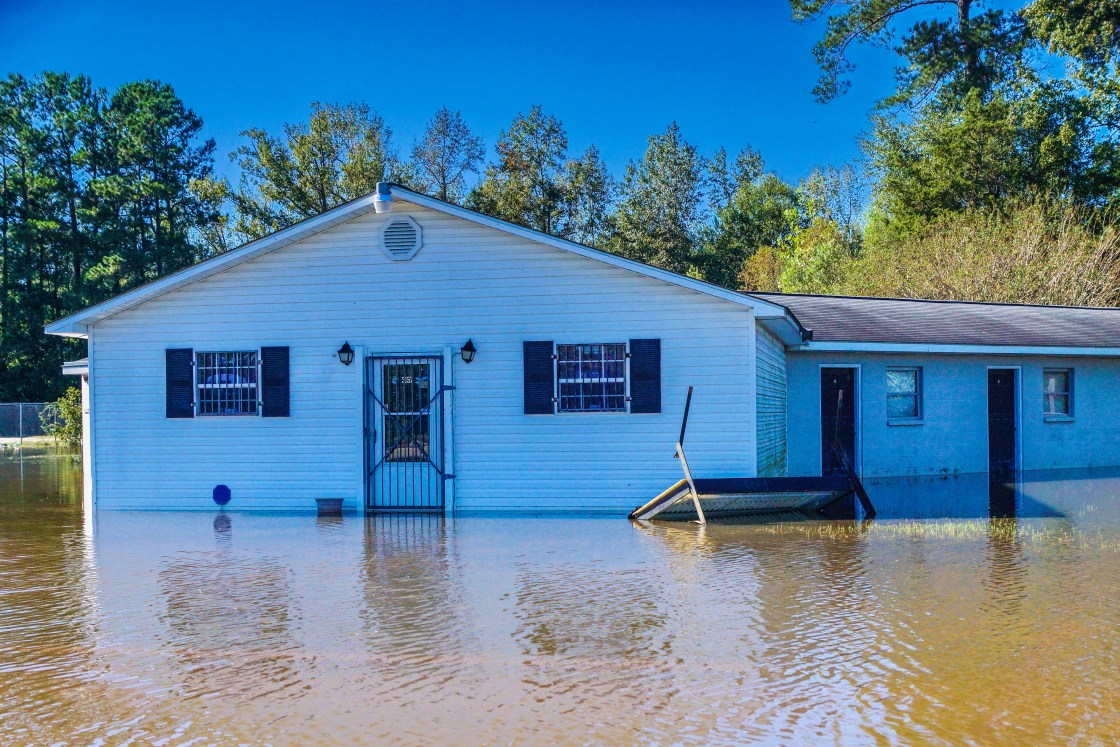 Protect your home and family from flooding - Flooding can cause considerable distress, uproot families and damage structures. But even people who live in flood zones can take steps to be flood-safe.