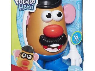 National Mr. Potato Head Day - That fun face changing toy has its own day. #MrPotatoHead #MrPotatoHeadDay
