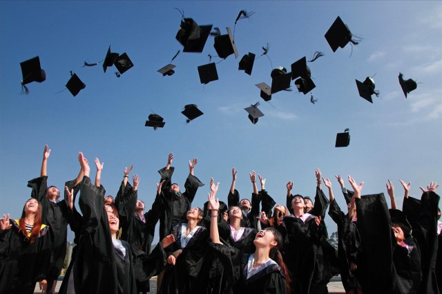 The history of the graduation cap - Graduation ceremonies are a tradition that dates back to the first high schools and universities. While many aspects of graduation ceremonies have evolved over the years, the graduation cap has remained a hallmark of such ceremonies.