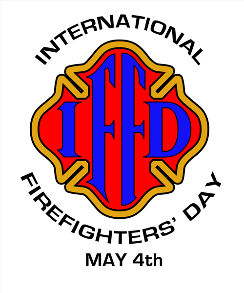 International Firefighters Day (IFFD) - A day set aside to honor our firefighters and remember our fallen firefighters. We can show our support and honor that these men and women sacrifice as firefighters to ensure that our communities and environment are as safe as possible. #IFFD #FirefightersDay