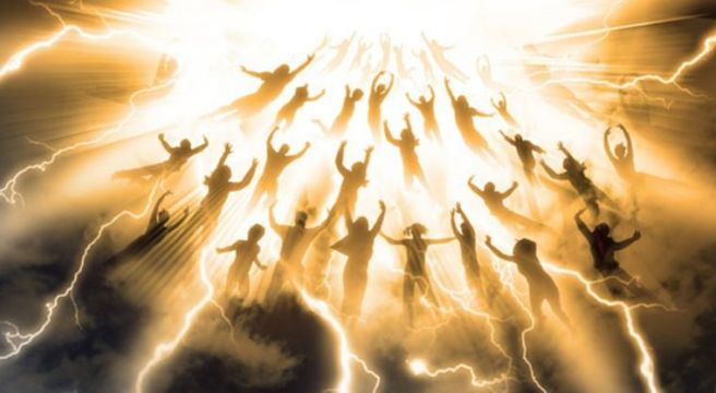 Rapture Party Day - This is holiday came about by someone falsify predicting the rapture date.