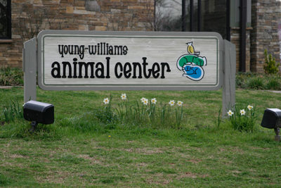 youngwilliamsanimalcenter-sign-1062501