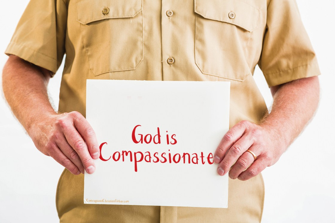 God is Compassionate, Gracious … Attributes of God - Day 10 - In these verses from Exodus 34:5-7, we will find a lot of attributes of God in this challenge of the 31 Days of the Attributes of God.