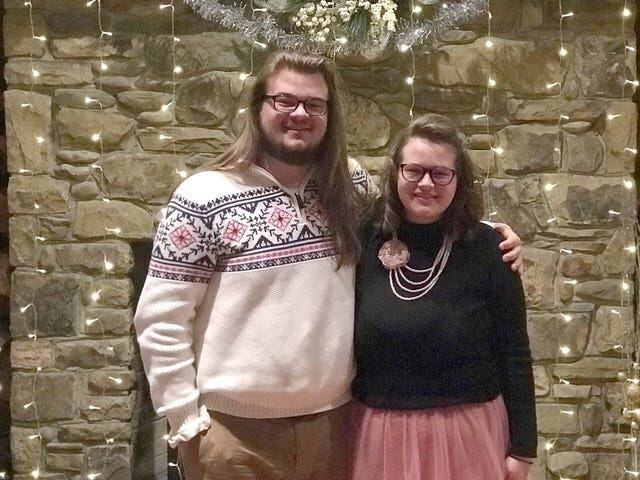 Seth Washam and his sister Emma Washam were students at Carson-Newman University. Seth was an incoming freshman and Emma was a rising junior. SUBMITTED BY CARSON-NEWMAN UNIVERSITY