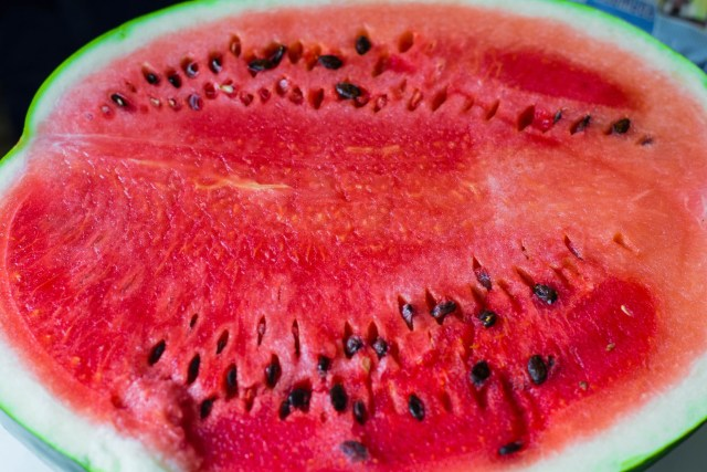 I'd Win A Watermelon for my Scout Troop at Summer Camp. I remember in the Boy Scouts at Camp Buck Toms, toward the end of the summer, you had a chance to win your troop a watermelon.