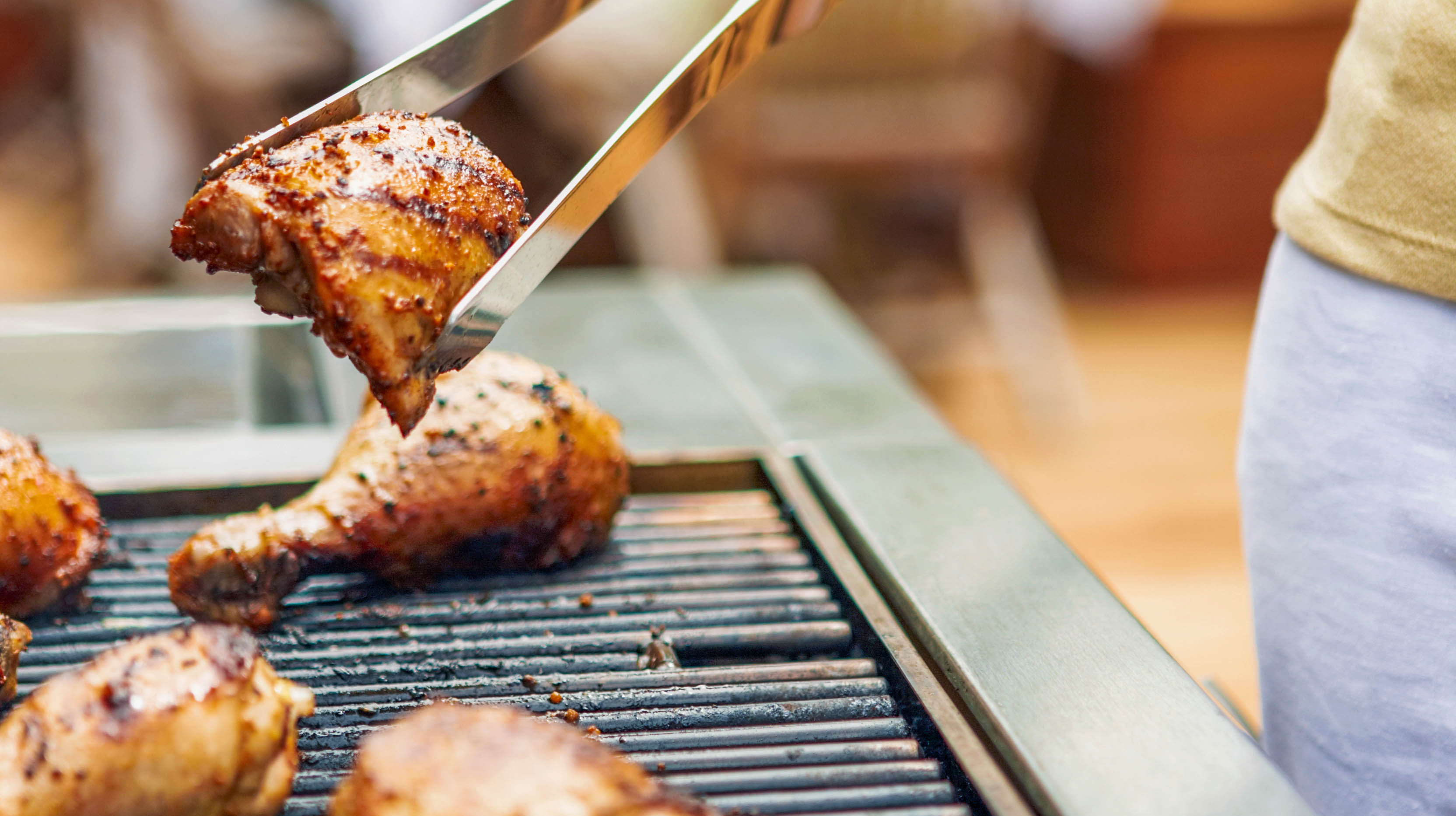 Tips to grilling chicken