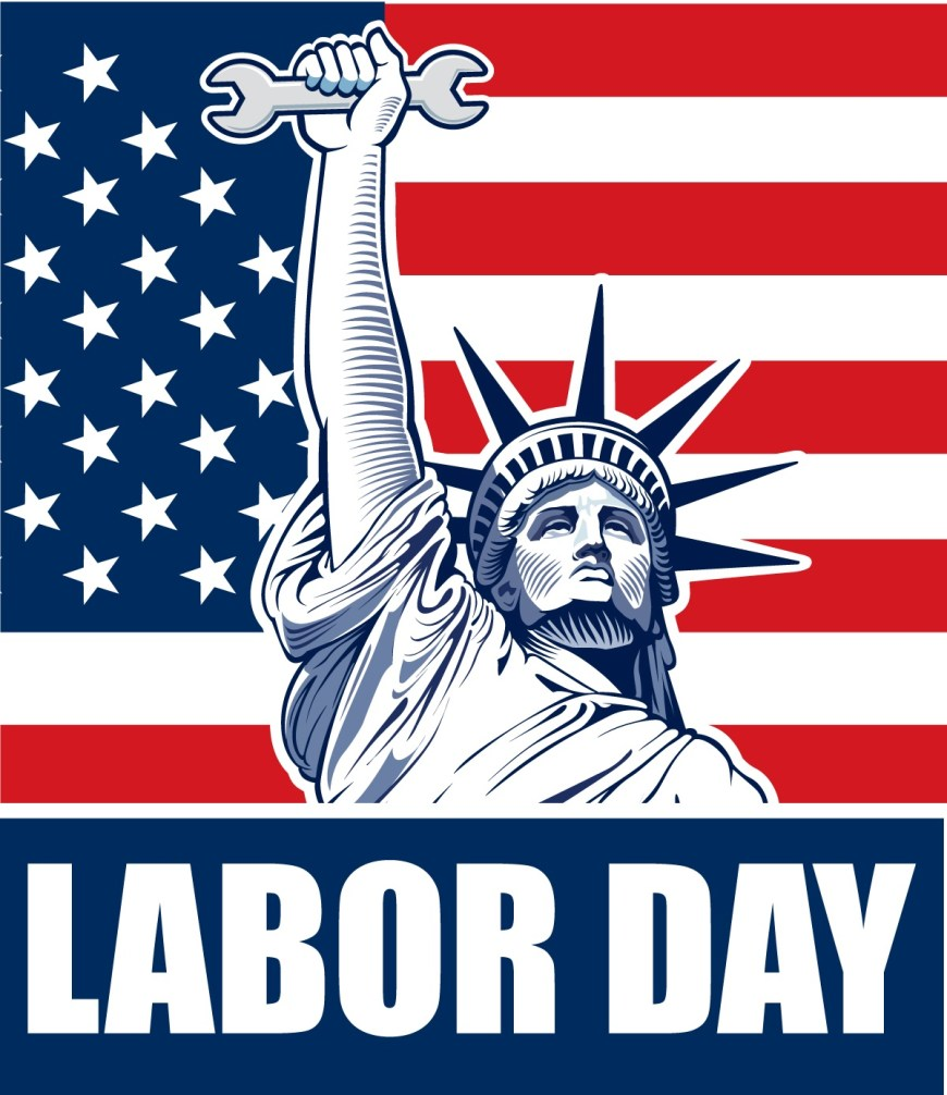 Why Labor Day is worth celebrating - Labor Day weekend is much-anticipated. Many people look forward to Labor Day weekend because it offers one last extended break to enjoy summer weather. #LaborDay